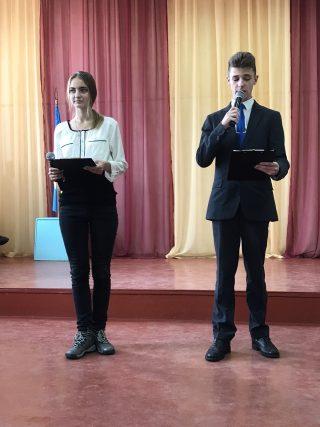 «День кар'єри «PROFI DAY» у смт. Розівка