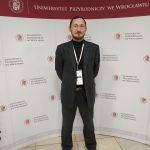 """Професор кафедри Осадчий В.В. взяв участь у 6-й конференції """"Digital Education at Environmental Universities"""", що відбулася у Вроцлавському університеті природничих наук (Польща)."""