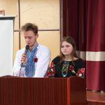 Студенти філологічного факультету вшанували пам'ять жертв голодомору.