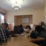 Студентська рада взяла участь у форумі «F!rum OSS»
