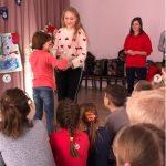 Студентська рада філологічного факультету відвідала районний притулок для неповнолітніх