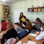 Філологи провели «Естафету педагогічного досвіду»