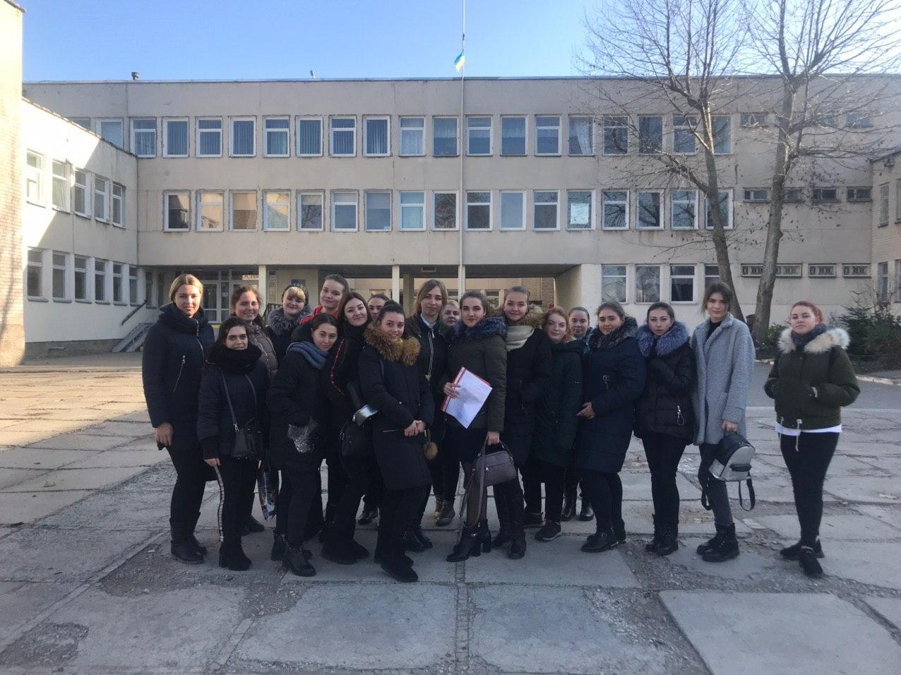 Навчально-педагогічна практика в Мелітопольському НВК №16