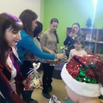Святий Миколай завітав до Мелітопольського державного реабілітаційного центру для дітей з особливими потребами