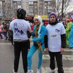 Студенти взяли участь в міському костюмованому святі Fun Run