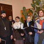Благочинний церков Мелітополя Максим Смирнов привітав співробітників МДПУ з Різдвяними святами
