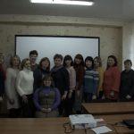 Майстер-клас на філологічному факультеті