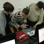 В Steam-лабораторії пройшов майстер-клас для вчителів шкіл міста Мелітополя