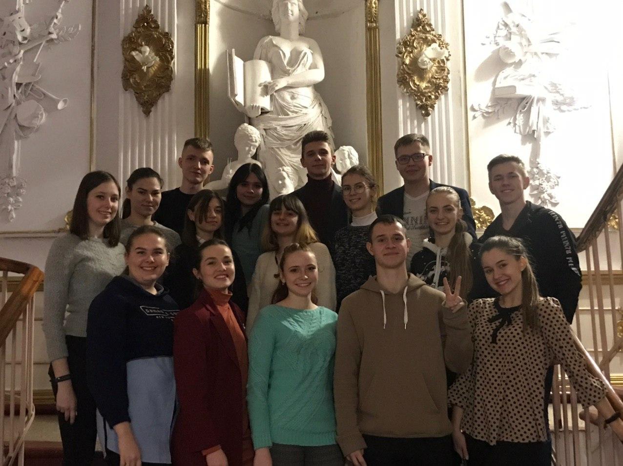 Студентська рада Луганської академії мистецтв відвідала МДПУ