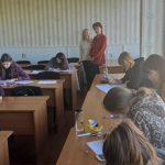 Конкурс перекладачів «Крізь тяготи до зірок» на філологічному факультеті