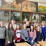 Природничо-географічного факультет гостинно зустрів учнів 8-9 класів ЗОШ № 8 міста Мелітополя