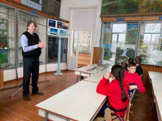 Учні поринули у цікавий світ географічної науки