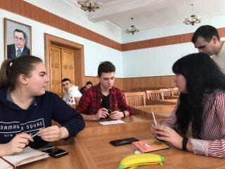 Управління молоді та спорту ММР завітало до студентів університету