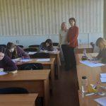 Тиждень англійської мови на філологічному факультеті