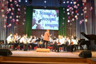 В МДПУ відбувся святковий концерт присвячений жіночому дню 8 Березня