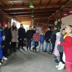 Весела Масляна в садибі зеленого туризму «Гостини у Валентини»