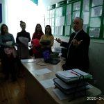 Природничо-географічний факультет приймає гостей