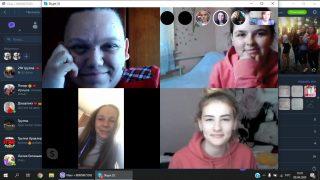 Он-лайн зустріч зі студентами спеціальності «Початкова освіта»
