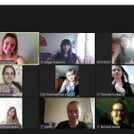 Засідання наукового гуртка «Аніматор» кафедри дошкільної освіти і соціальної роботи