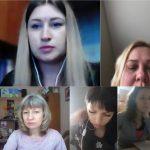 Відбулися науково-практичні вебінари для методичних об'єднань учителів-словесників міста Мелітополя