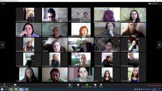 Навчально-науковий інститут соціально-педагогічної та мистецької освіти: он-лайн зустрічі зі здобувачами вищої освіти