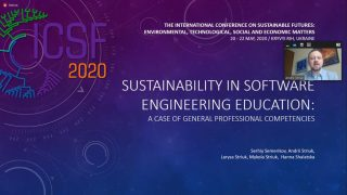ICT in Education and Sustainable Futures Workshop