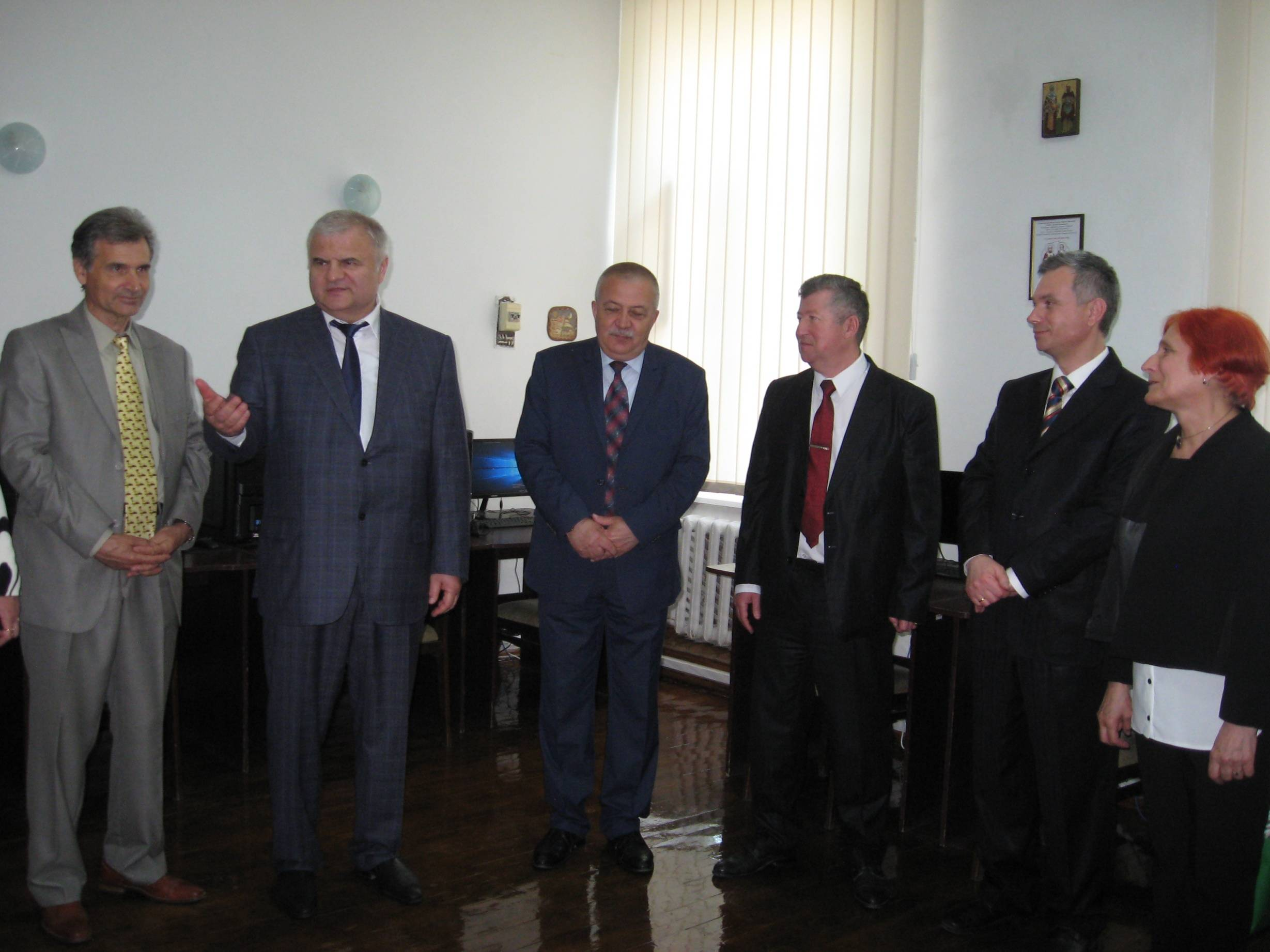 Завершено перший етап проекту за програмою «Болгарська допомога заради розвитку».