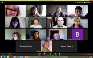 Семінар для вчителів біології міста Бердяньска