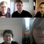Засідання наукового гуртка «Версификація» до Дня матері