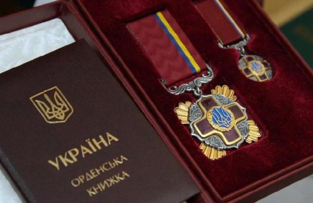 Ректора університету А.Солоненка відзначено орденом до Дня науки